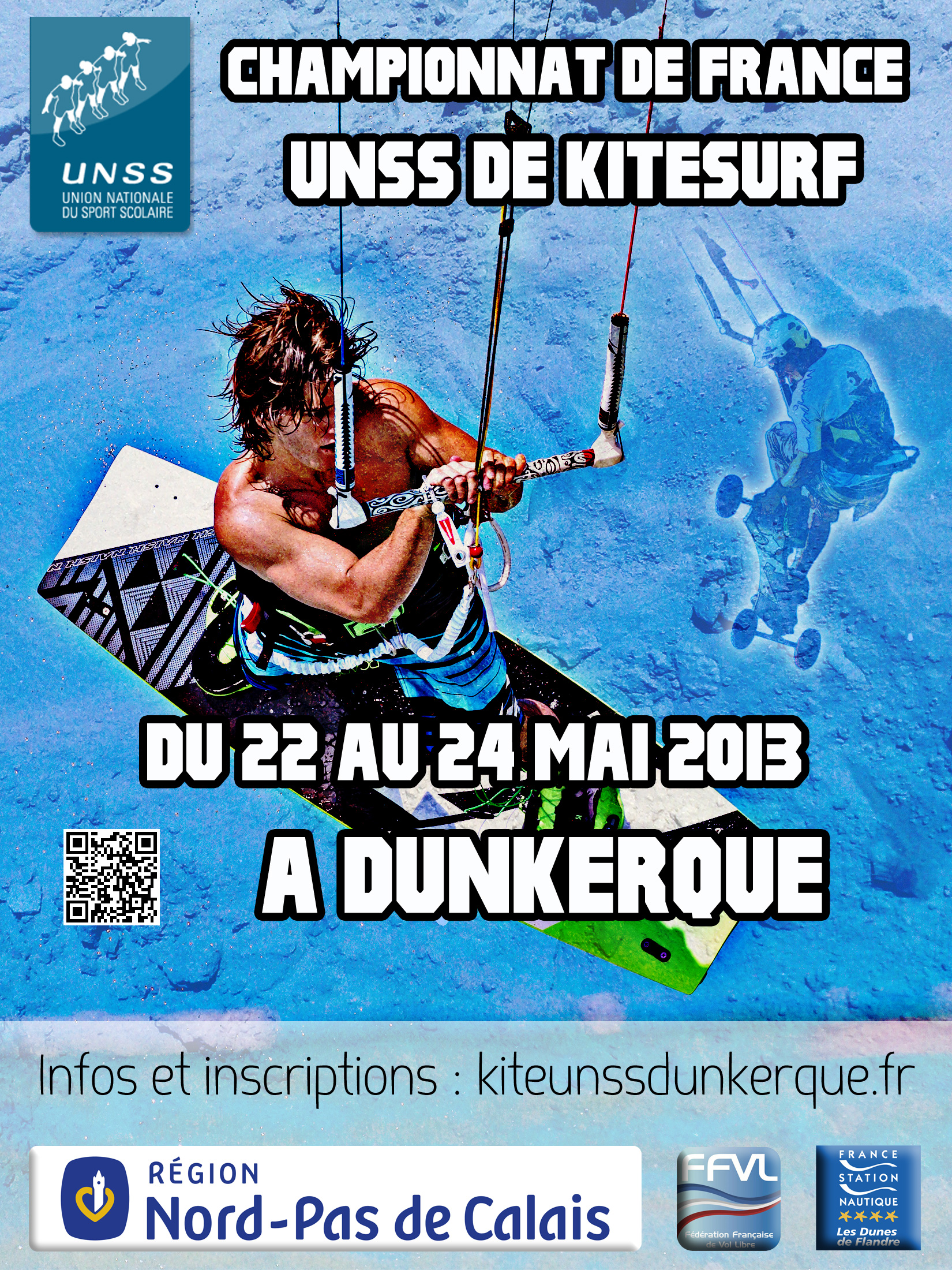 Affiche CF UNSS 2013