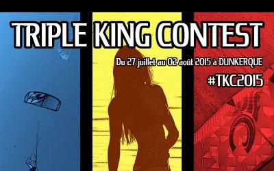 Affiche officielle du TKC2015